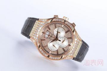 伯爵手表回收一般是国内公价的几折