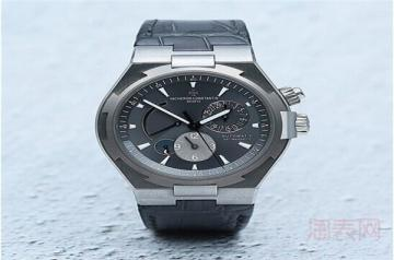 高价回收二手江诗丹顿手表值得选这里