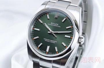 六几年的劳力士手表回收价格怎么样