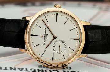 江诗丹顿手表回收价格如何