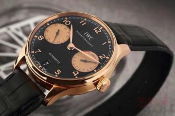 奢侈品手表回收店回收手表一般几折
