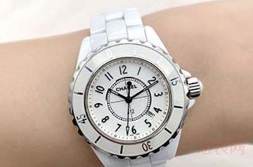 香奈儿j12二手手表回收价格区间