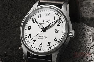 万国马克18手表二手现在能卖多少钱
