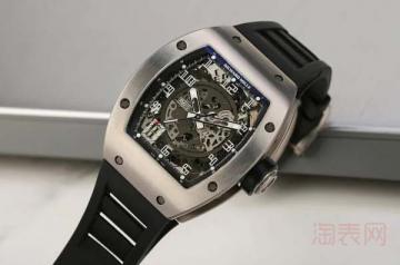 理查德米勒二手手表回收要拿高价得怎么做