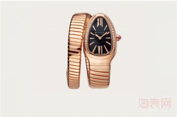 回收宝格丽蛇形手表价格哪里高