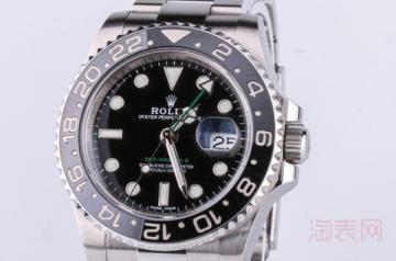 劳力士手表十年回收一般几折 有没有出价高的地方