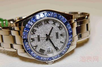 二手劳力士手表回收价格是阶段性波动?