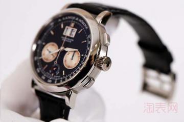 哪里有回收朗格手表 一般打几折