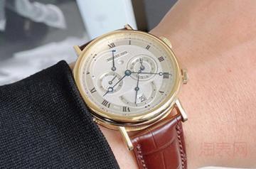 宝玑手表卖值多少钱 依据哪些因素判定