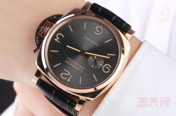 沛纳海坏手表可以回收吗