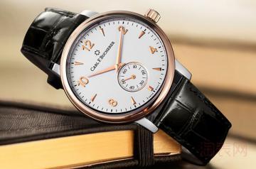 哪里回收宝齐莱手表更为高效