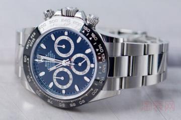 劳力士手表回收价格如何