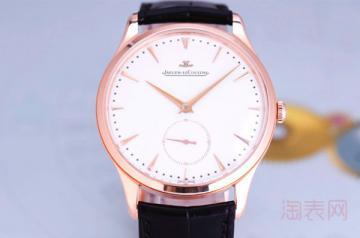 积家手表回收价格是多少 大概几折