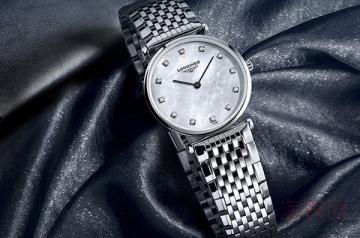 浪琴石英手表二手能卖多少钱