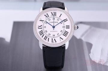 卡地亚蓝气球手表回收价格高走