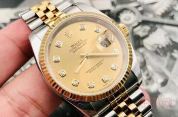 十几万的劳力士手表二手能卖多少钱