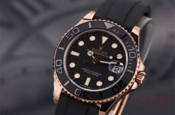 劳力士十万手表一般几折回收