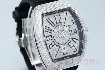 二手法穆兰手表回收是多少折扣