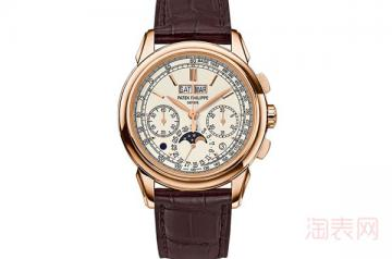高档手表几折回收比较好