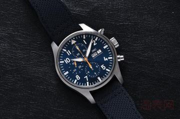 5万的万国手表二手回收能卖多少钱