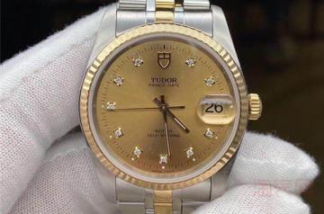 帝舵王子系列带钻手表回收转卖出去能卖多少钱