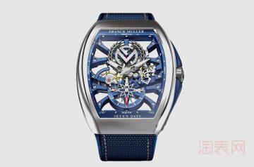 法穆兰手表回收市场因何波动
