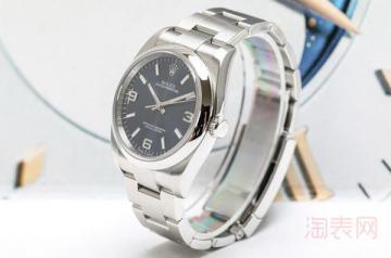 40000元全新劳力士手表回收值多少钱