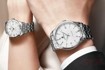 回收二手手表依波路一般几折回收
