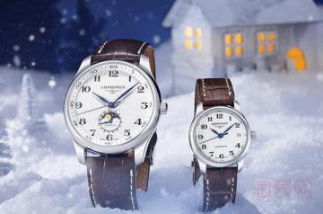 浪琴手表回收价格一般是多少