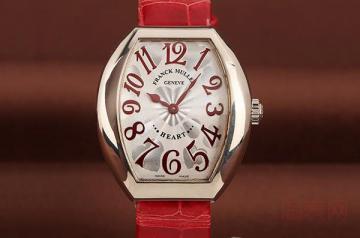 法穆兰二手手表回收价格是多少 保值吗