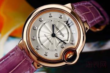 卡地亚二手手表回收几折
