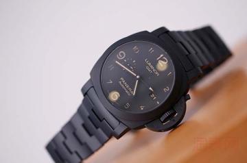 沛纳海手表回收折扣大概是多少
