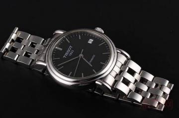 3000元的天梭手表回收能卖多少钱
