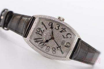 二手法兰克穆勒手表几折回收