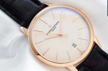 回收江诗丹顿手表价格一般是多少