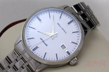 海鸥手表回收价位一般是原价几折