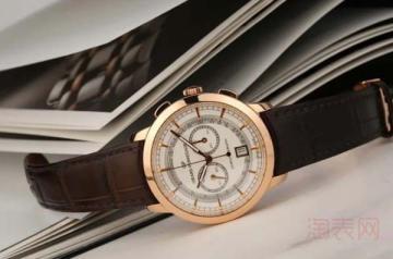 正规回收二手手表公司主要看这几点