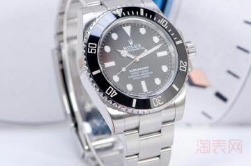 劳力士二手手表回收地址往这找 获高价很轻松