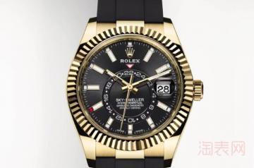 劳力士旧手表回收价格多少更为合理