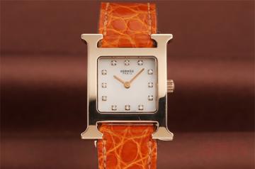 回收hermes手表价格多少钱