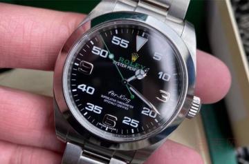 劳力士空中霸王二手手表回收价是几折