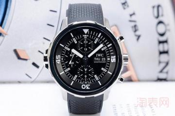 5万块钱的万国手表回收能卖多少钱