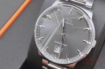 美度指挥官旧手表的回收价格高吗