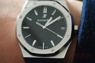 ap手表回收一般几折回收比较理想