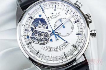 二手真力时手表卖多少钱