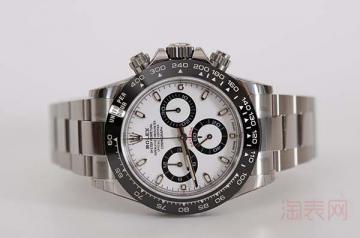一千块的手表回收多少钱