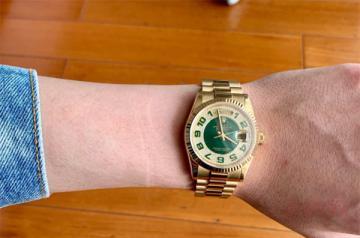 劳力士118238手表回收多少钱