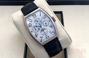 法穆兰5850手表回收价位最高是几折