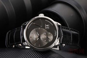 二手格拉苏蒂手表回收多少钱
