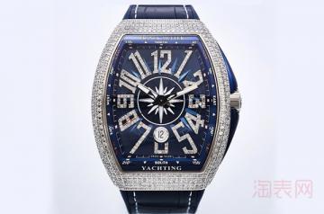 回收钻石手表公司多不多